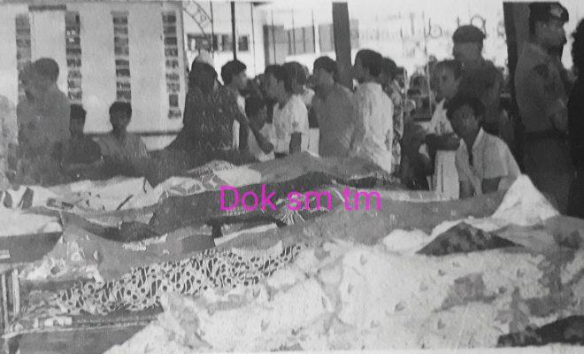 Banjir Bandang 1990 dalam Catatan Saya