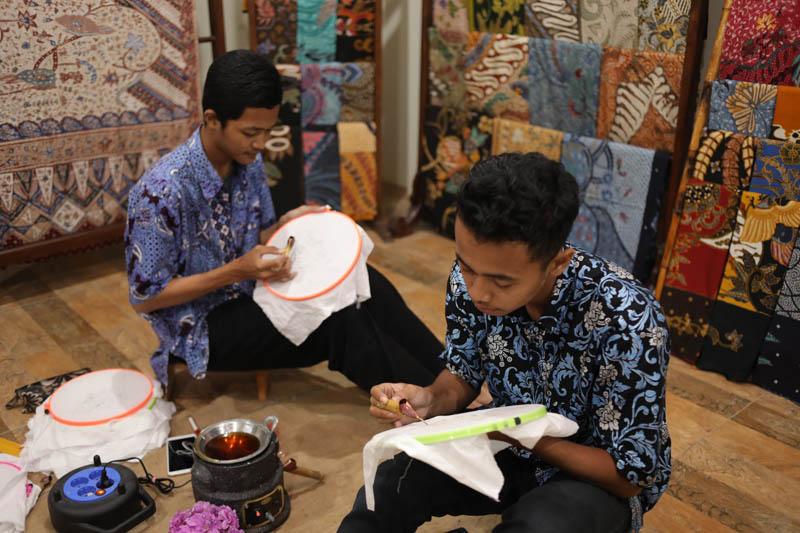 Rumah Belajar Batik - Tambangan, Mijen
