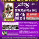 Festival Sejuta Buku Jateng 2018