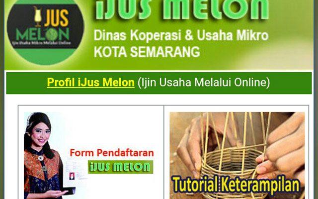 Piye Jal ? Cara Mengurus Ijin Usaha Mikro di Semarang