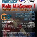 Kejuaraan Tenis Meja Piala MIK SEMAR 1