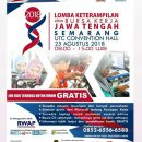 Lomba Keterampilan dan Bursa Kerja Jawa Tengah