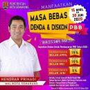 Masa Bebas Denda & Diskon PBB Kota Semarang