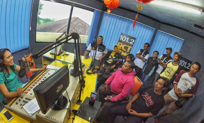 MIK Semar ON AIR di RCTFM
