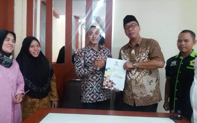 MIK SEMAR & Baznas Semarang Kerjasama Bedah Rumah Tidak Layak Huni