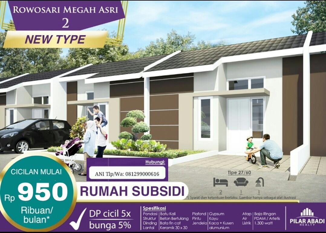 Rowosari Megah Asri 2