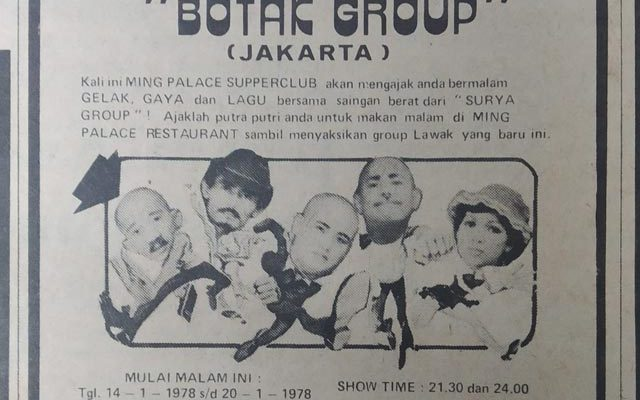The Ming Palace - Botak Group