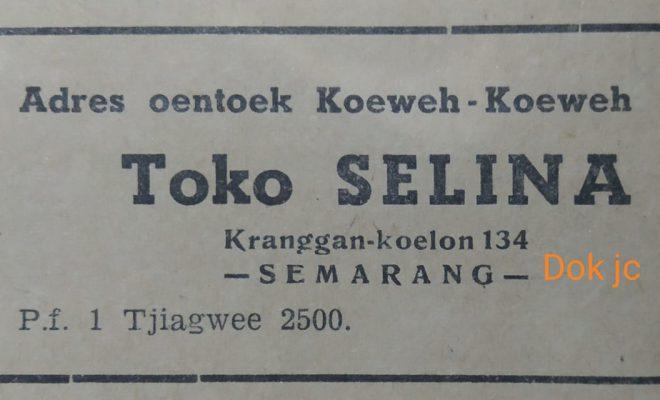 Toko Selina Semarang
